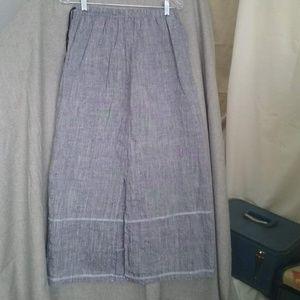 Dresses & Skirts - Linen skirt